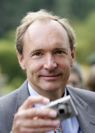 tim berners lee at quadriga awards