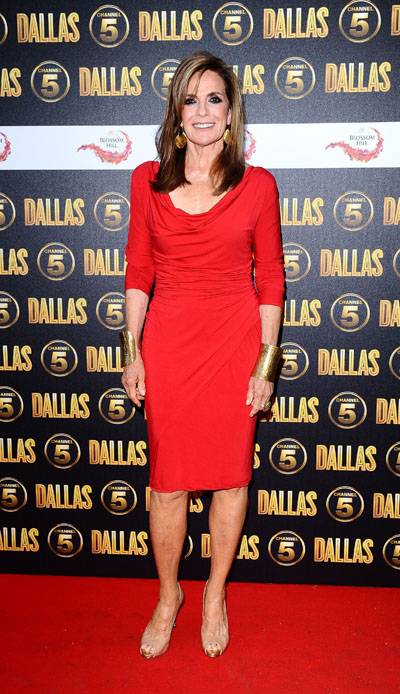 Linda Gray: Dallas started daring drama on TV
