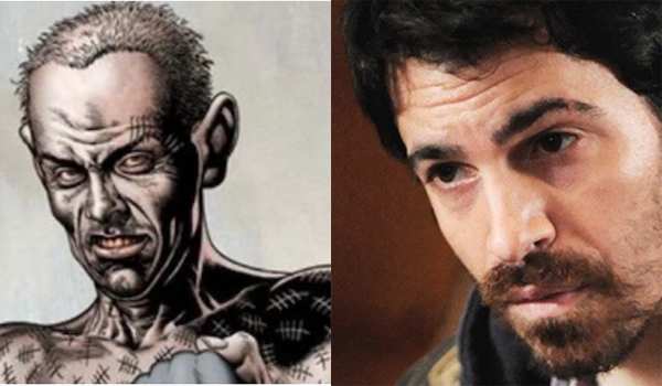 DC Comics' Victor Zsasz will be played by actor Chris Messina in Birds of Prey