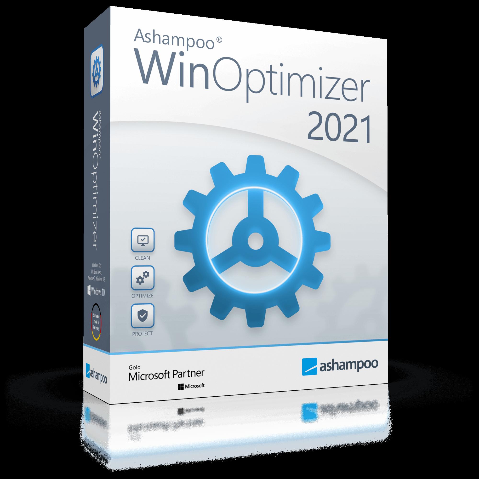 Ashampoo WinOptimizer 2021