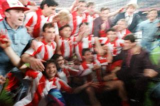 Red Star Belgrade European Cup