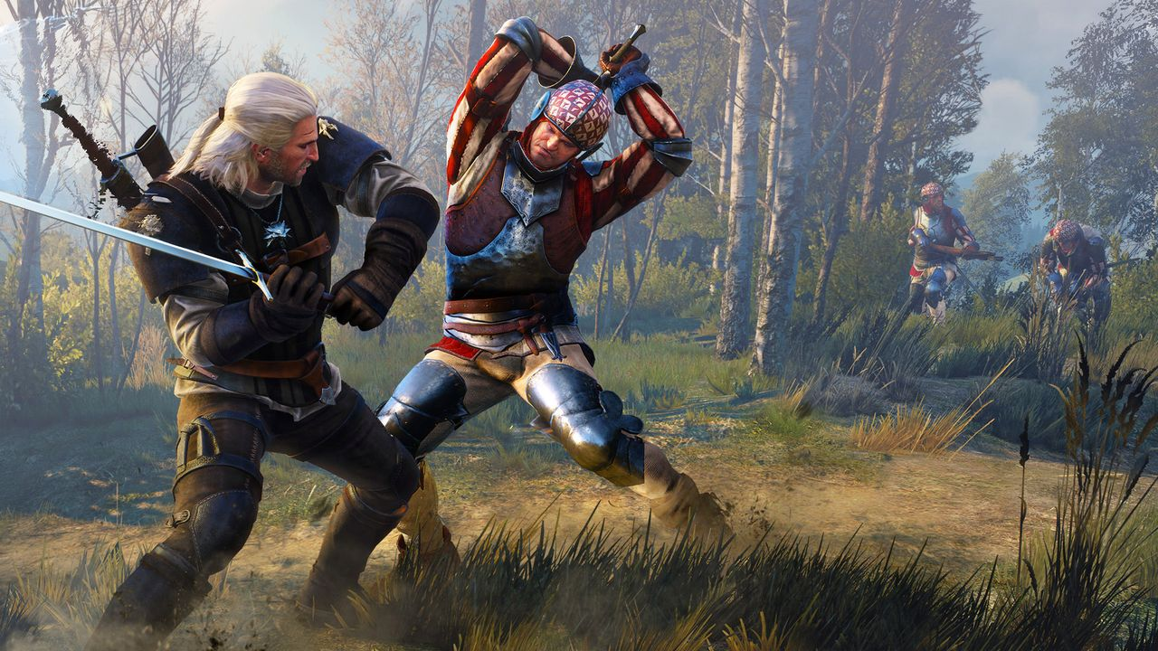 Image result for witcher 3 new game plus