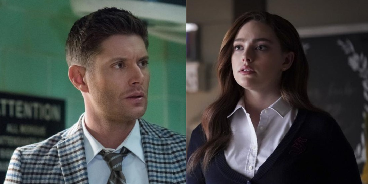 Supernatural Dean Winchester Jensen Ackles Legacies Hope Mikaelson Danielle Rose Russell The CW