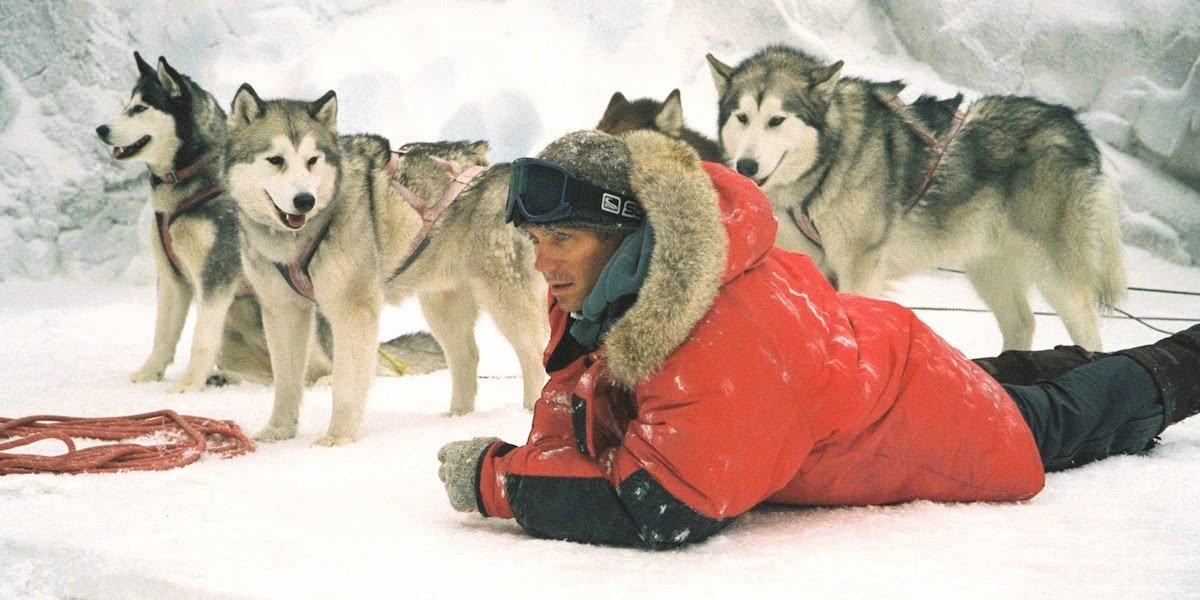Paul Walker in Eight Below