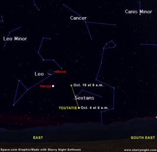 Huge Asteroid to Fly Past Earth Wednesday