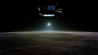 NASA's LADEE Spacecraft