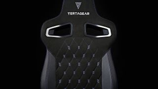 Vertagear Swarovski gaming chair from various angles