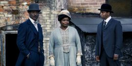 Netflix's Self Made Star Octavia Spencer On Why 'The Time Was Right' To Tell Madam C.J.'s Story