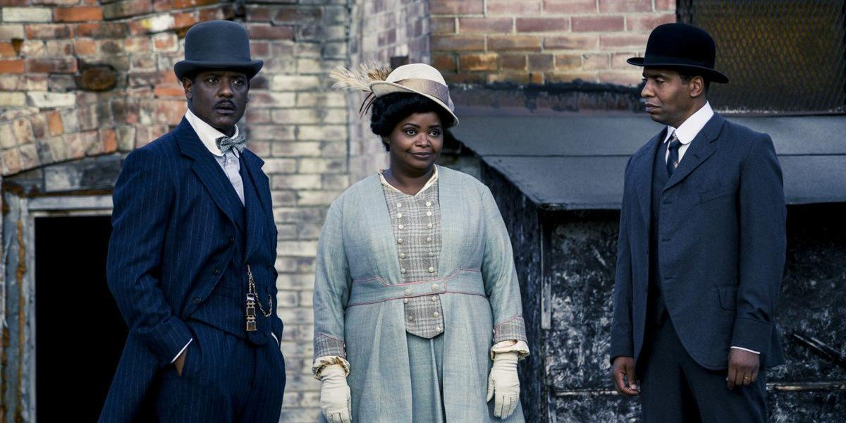 The cast of Netflix's Self Made: Inspired by the Life of Madam C.J. Walker