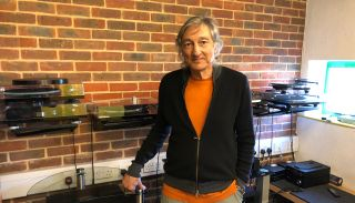 Rega founder Roy Gandy interview
