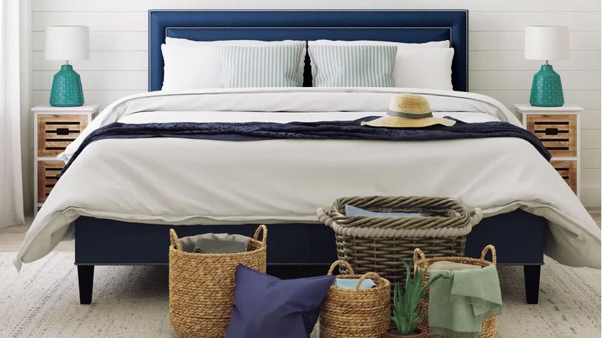 Small Bedroom Storage Ideas: 17 Clever Space-saving