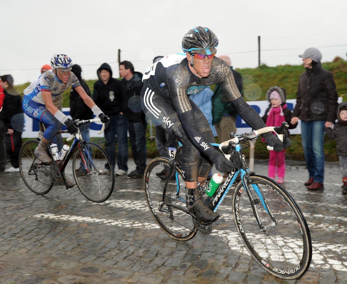 Mathew Hayman, Omloop Het Nieuwsblad 2011