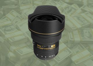 Save £350 on the Nikon AF-S 14-24mm f/2.8G ED lens - no Black Friday required!
