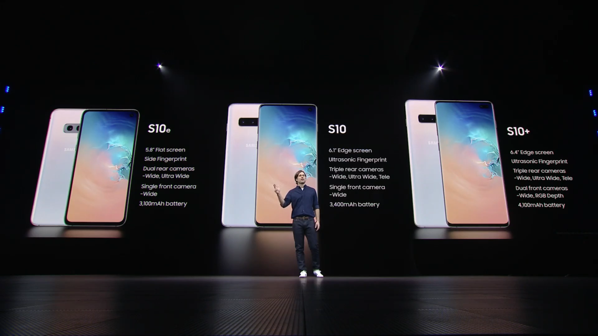 Here's everything that launched at Samsung Unpacked 2019