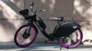 Lyft e-bike