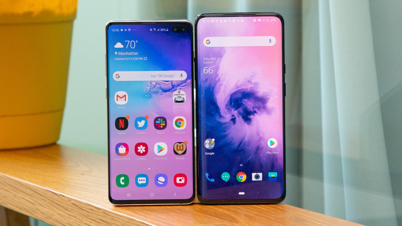 OnePlus 7 Pro vs  Galaxy S10 Plus: So Close Samsung Should