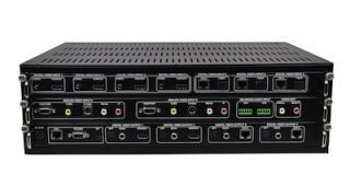 FSR Adds Multi-Format Scaling Matrix Switcher