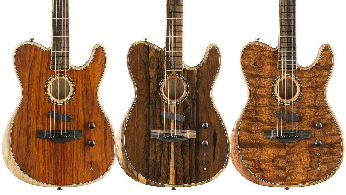 Summer NAMM 2019: Fender launches Exotic Series American