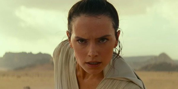 Daisy Ridley Recounts Emotional Final Day Filming Star Wars: The Rise Of Skywalker