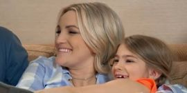 Jamie Lynn Spears Shares A Photo And Update On Her Daughter's Progress