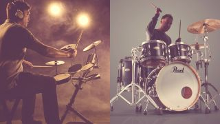 Acoustic vs electronic drum kit: which is better for beginner drummers?