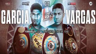 Garcia vs Vargas live stream watch online