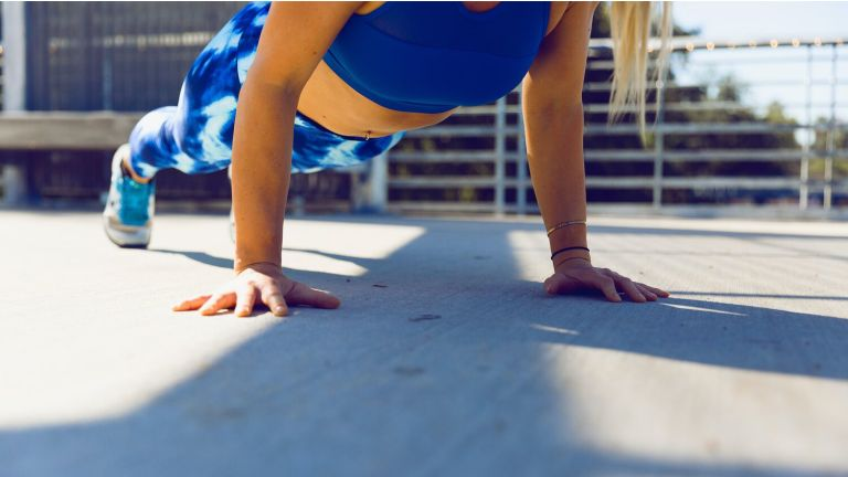 Restorative fitness high intensity training