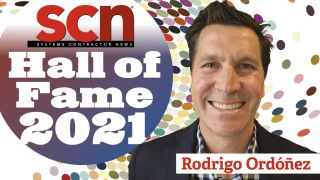 Rodrigo Ordóñez SCN Hall of Fame 2021
