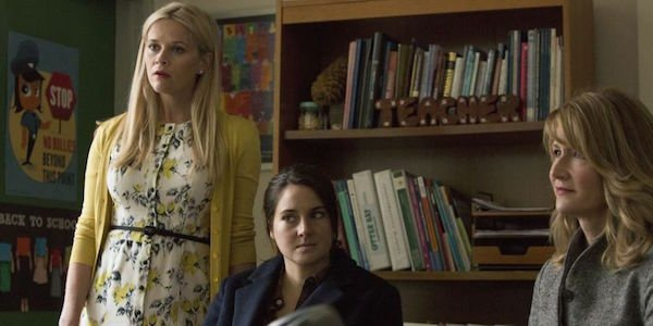 Madeline, Jane, and Renata in the office