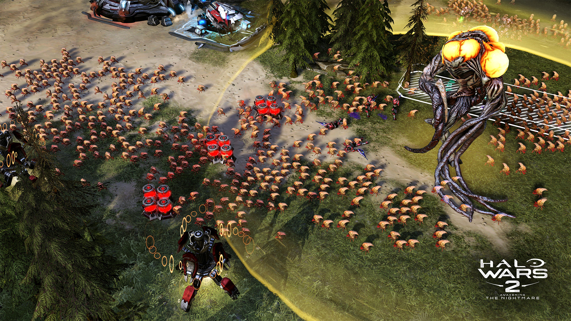 Halo Wars 2: Awakening the Nightmare release date set for