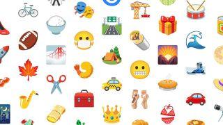 Emojis de Google rediseñados