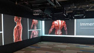 Kean University's Visualization and Immersive Studio for Education and Research