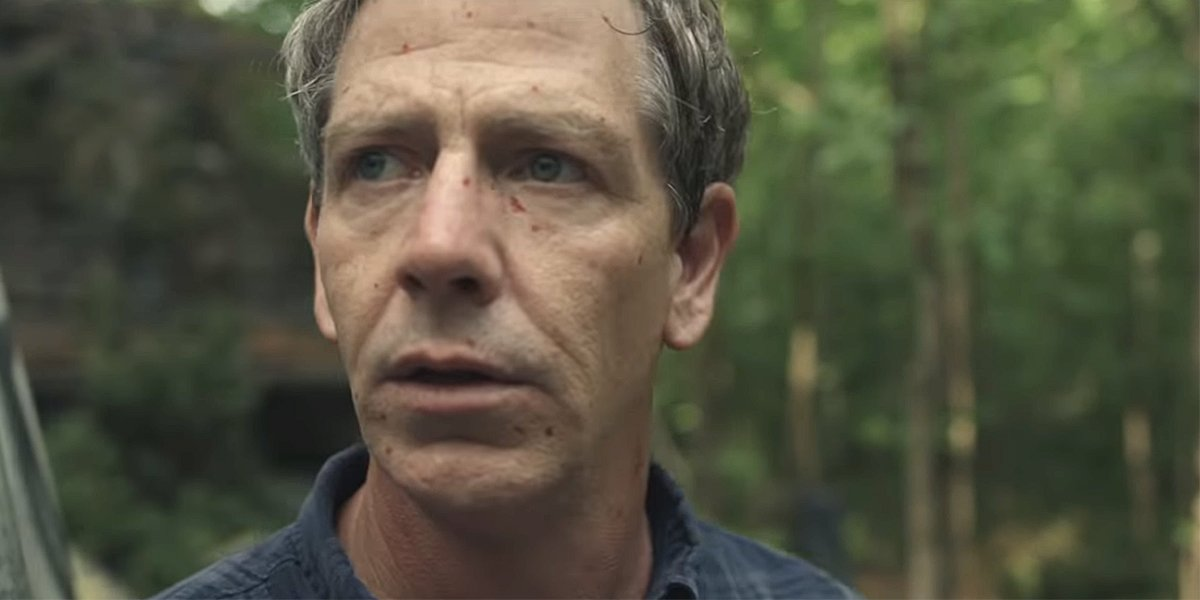 The Outsider Ben Mendelsohn as police detective Ralph Anderson HBO