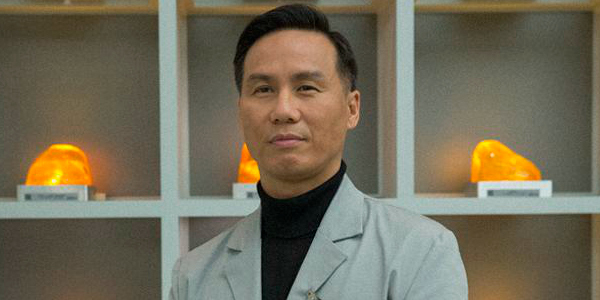 BD Wong Jurassic World