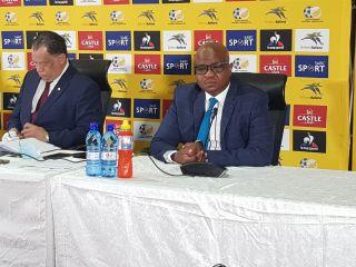 Dr Danny Jordan and Tebogo Motlanthe