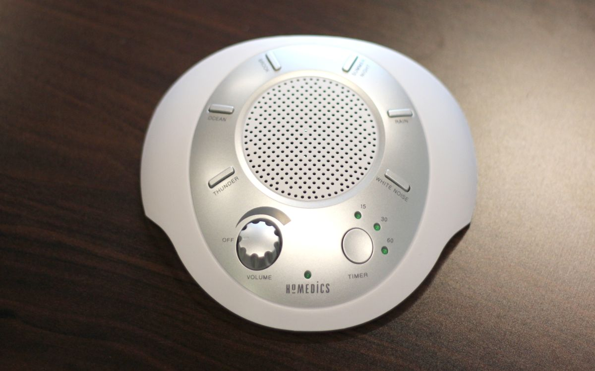 Best Sound Machines of 2019 - White Noise Machines for