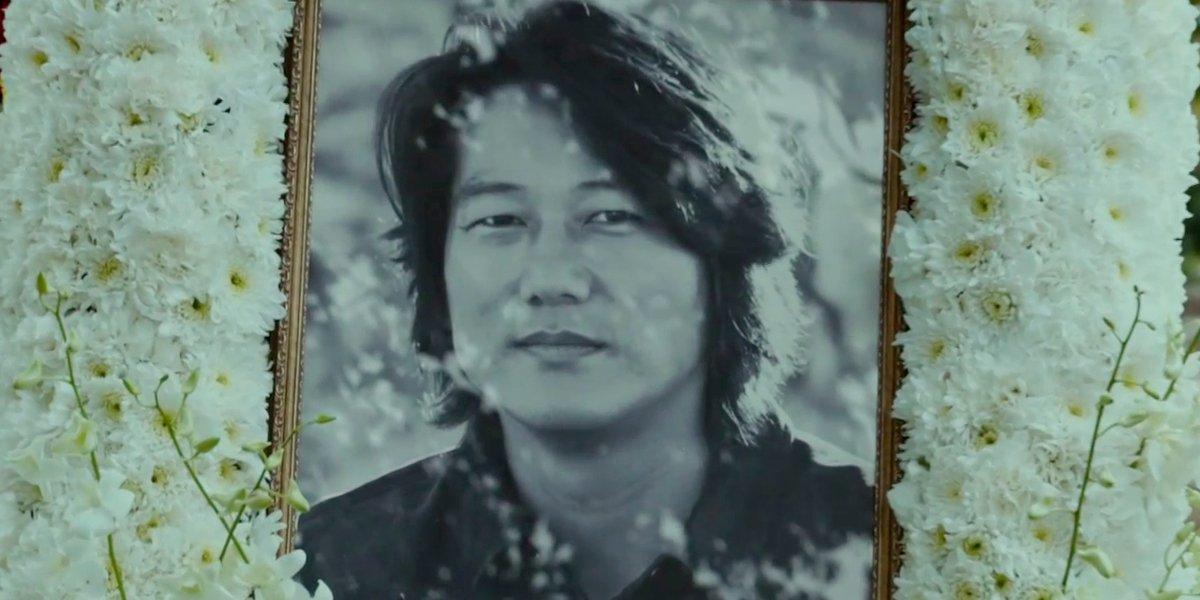 Sung Kang in Furious 7