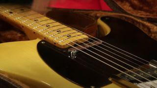 Norman's Rare Guitars has one of the earliest Teles in existence