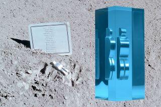 fallen astronaut hoeydonck statuette