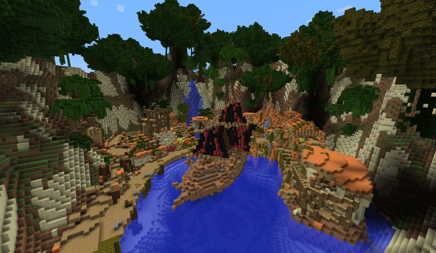 Minecraft version of world of warcraft now in beta gumiabroncs Images
