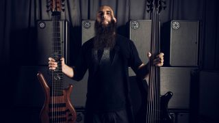 Six Feet Under's seven-string virtuoso on maintaining the low-end while pushing its boundaries