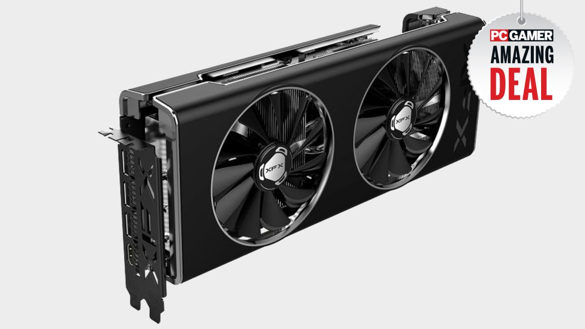 Get this AMD Radeon RX 5700 graphics card deal for under $300 ahead of Cyber Monday