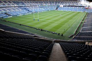 Scotland v Argentina – Autumn International – BT Murrayfield Stadium