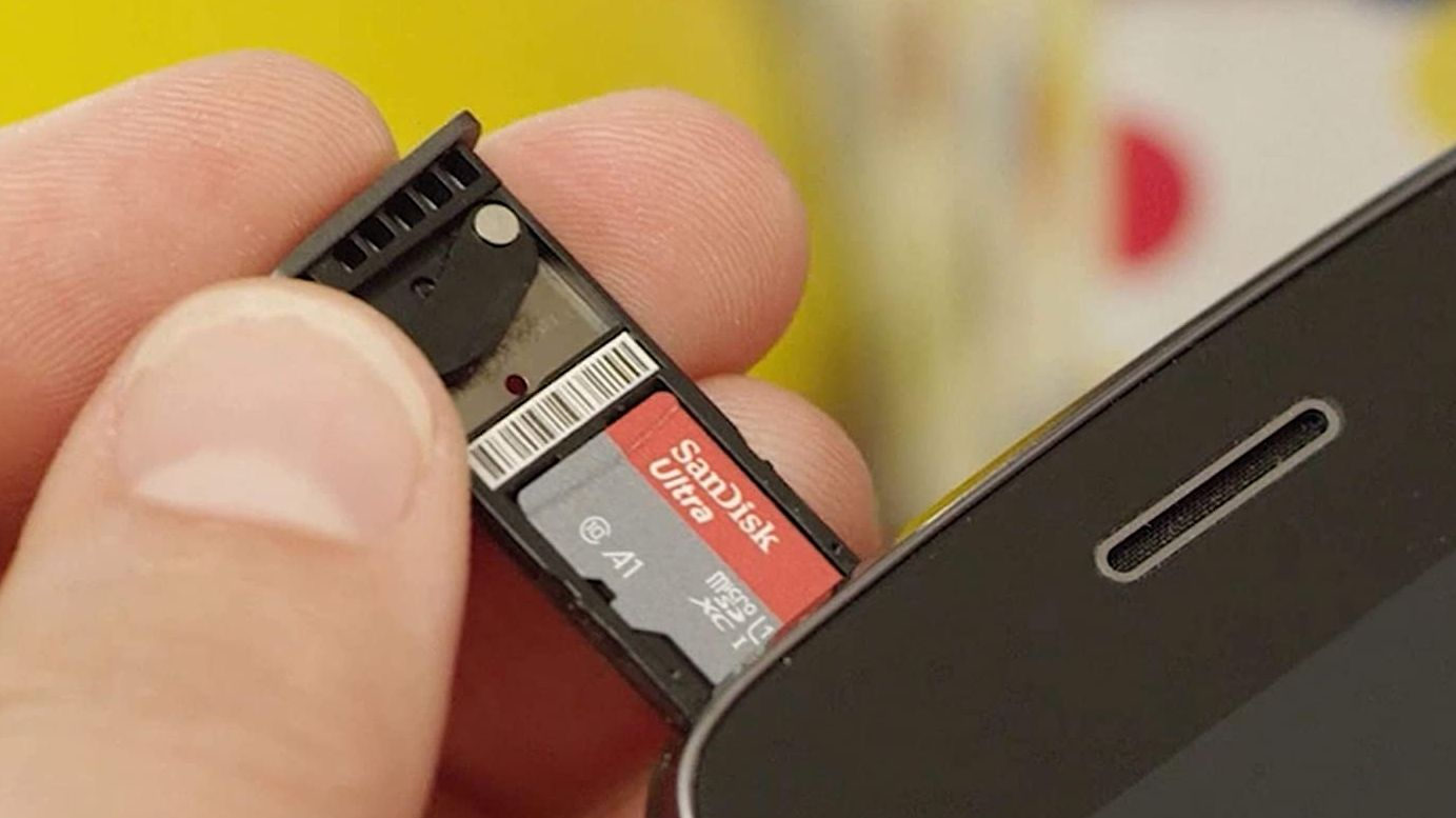 Does Samsung's Galaxy S21 sound the death knell for Android phones with microSD?