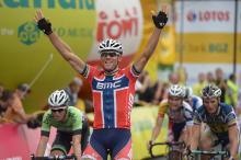 Thor Hushovd (BMC) back to winning ways in Poland