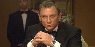 Casino Royale Daniel Craig at the card table