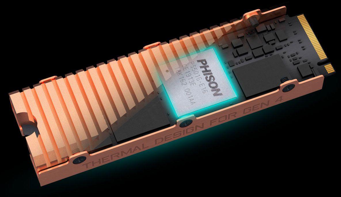 Phison says SSDs will hit 6.5GB/s speeds next year