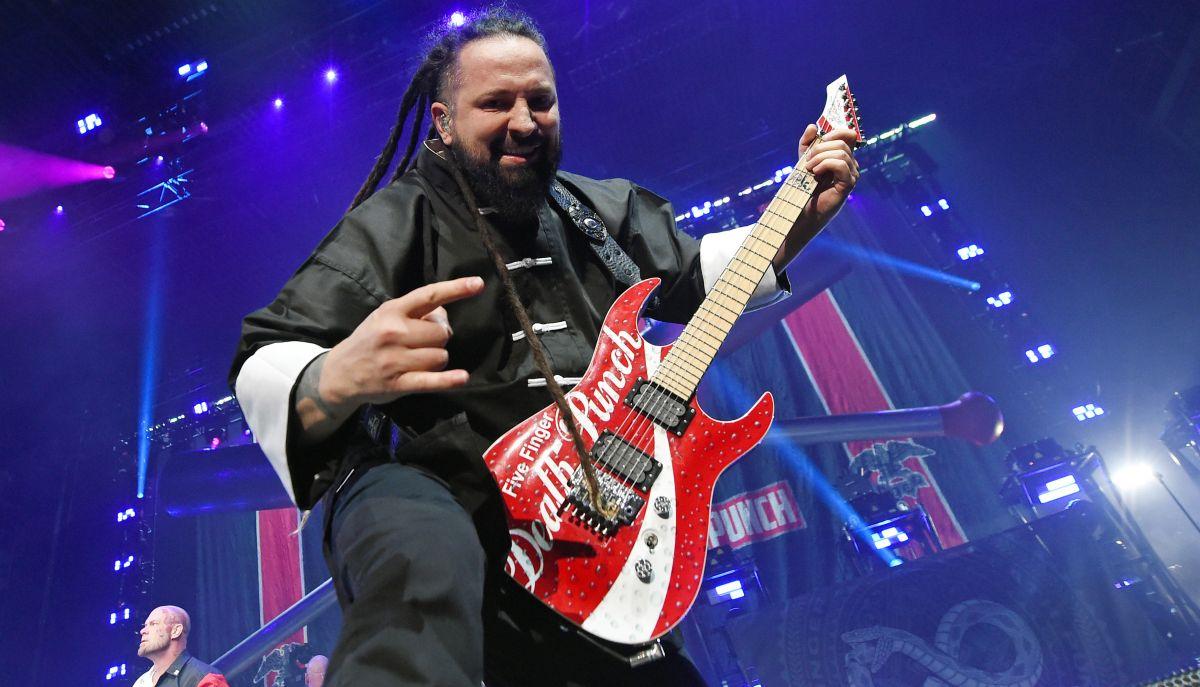 Five Finger Death Punch's Zoltan Bathory: my essential tips for rhythm guitar