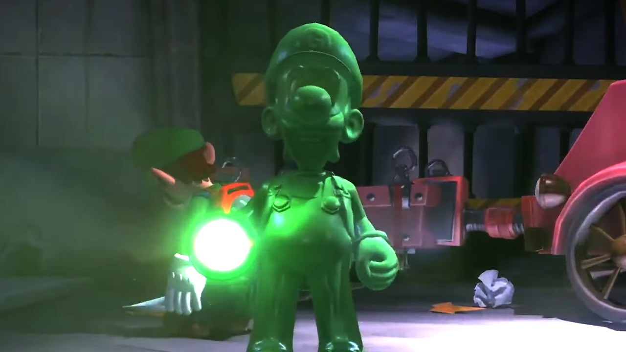 Nintendo Direct reveals new Luigi's Mansion 3 floors and