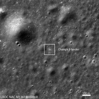 Chang'e lander